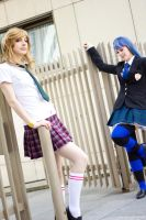 Panty and Stocking 1 by Aleke