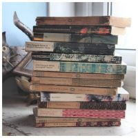 Poetry Stack by Aconitum-Napellus