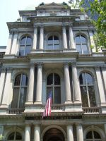 Old City Hall in Boston by blathering-idiot