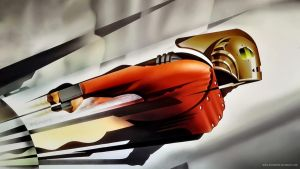Rocketeer by A13XANDER