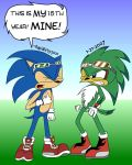 Sonic Riders 911 by rapidkirby3k