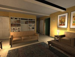 Hammer - My Living Room by st112570