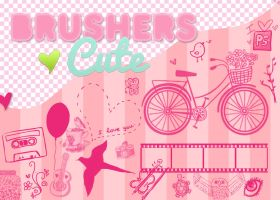 Brushers Cute :3 by Girlspng