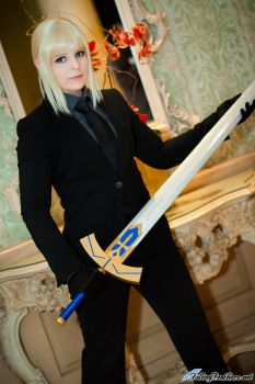 Saber Fate Zero by VariaK