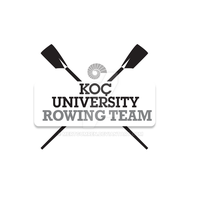 Koc University Rowing Team Logo by mertgumren