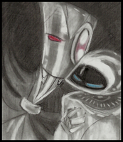 Charcoal: NOS-4-A2 x EVE.2 by PurpleRAGE9205
