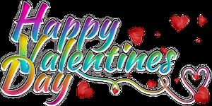 Happy Valentines Day by Ilenush
