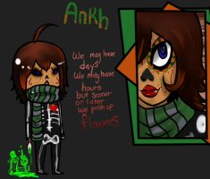 Ankh by PeppermintCactus