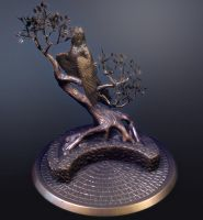 more sculpting by Crashmgn