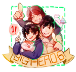 One Year of BH6! by Cheppoly
