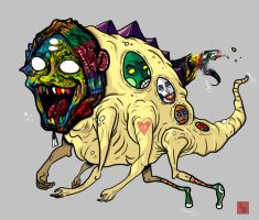 Partymonster by LeanLuis