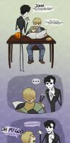 Nightmare Before Sherlock by narcomanic