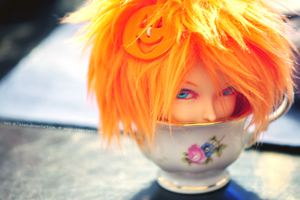 Madness in a cup? by Cesia
