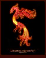 Elemental Dragons: Firelet by Imasophy