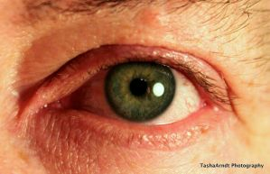 Mans Green Eye by tasha-killer-coma