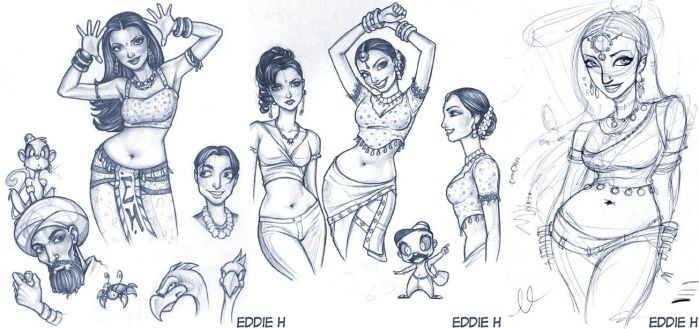 Bollywood by EddieHolly