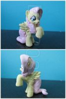 Fluttershy Blind Bag Custom G4 Pony by EmR0304