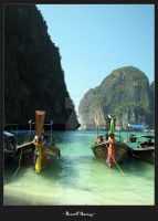 Phi Phi Islands- 2 - Thailand by Simba-Sherif
