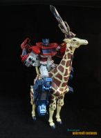 Prime Time by Unicron9