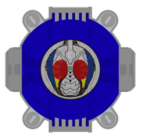 Kamen Rider Ghost Blade Legend Eyecon Form by raidenzein
