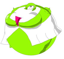 Inflated Gardevoir Inflated Gardevoir 2 by