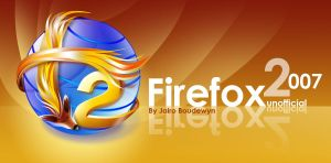 Firefox 2007 Icon by weboso Iconos para Windows XP