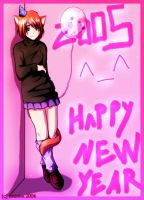 HAPPY NEW YEAAAAAAAR 2005 by br3nna