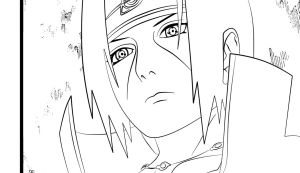Naruto Ch380 Pg16 LineArt by TheGameJC