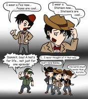 DW-SPN: Hat Promiscuity by blackbirdrose