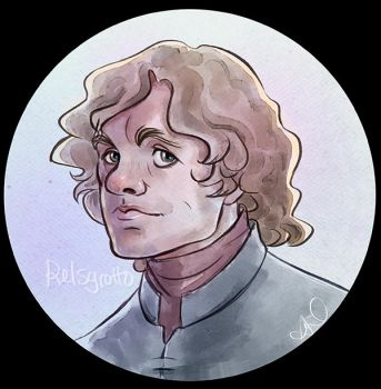 Tyrion / Portrait Commissions? by relsgrotto