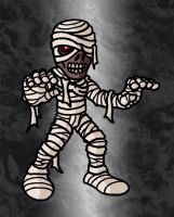 Mini Marvels - Living Mummy by ZappaZee