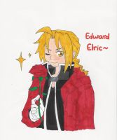 Edward Elric~ by alkitaelric