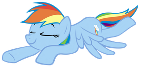 Rainbowdash approves by MasterMcnugget
