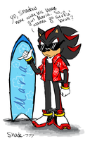 Shadow the Hawaiian by Shadehedgie77