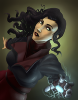 Asami - Legend of Korra by RadecMai