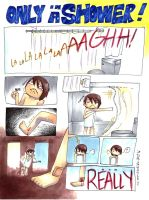 Only In A Shower! by i-am-tsukiko