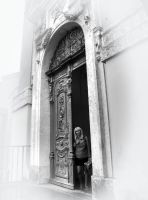 A door that almost makes Christianity worthwile by taisteng