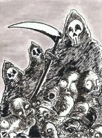 The Grim Reapers by TofuXpress
