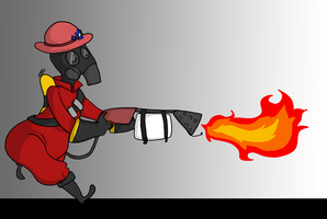 Lil' pyro by Wolf-Shadow77