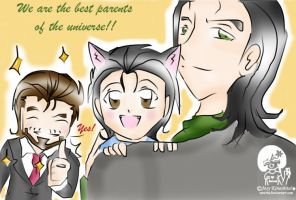 FrostIron Family-The best family of the world by neniths