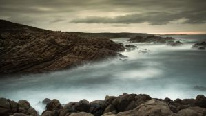 Canal Rocks 2 by AbbottPhotoArt