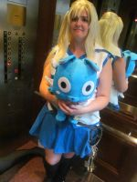 A-Kon '13 - Fairy Tail 2 by TexConChaser