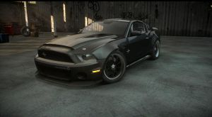 ford mustang sig etd the run by daz1200