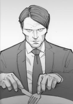 Hannibal by PatrickBrown