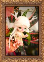 """RUDOLPH """"the red nose"""" 1 by DreamHighStudio"""