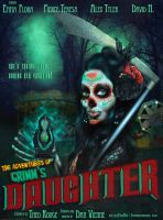 1950's Poster: The Grimm's Daughter by aaTmaHira
