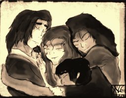 TJOW: Book One Group Hug by LoveOrMadness