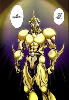 Guyver 2 Colour by unknownguyver81