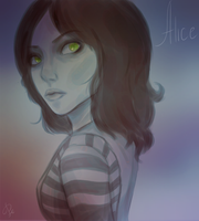 Alice by shawbrando
