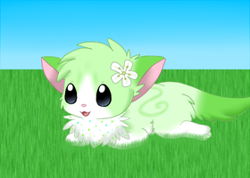 Limei's new design by Karrotcakes